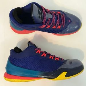NIKE JORDAN CP3 VIII Basketball Shoe Men Sz 9.5 M